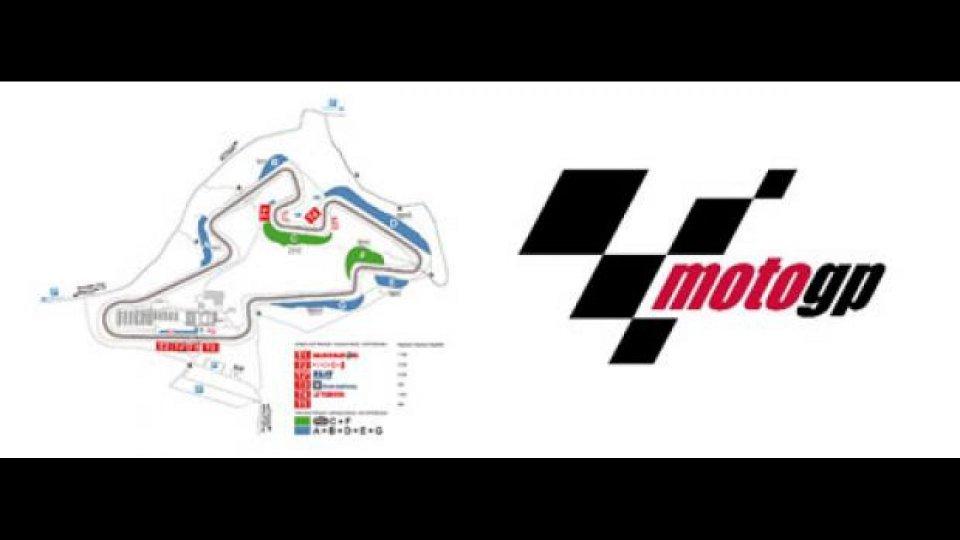 Moto - News: MotoGP 2012: a Brno il GP è a rischio