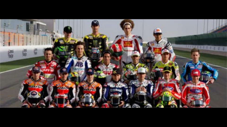 Moto - News: MotoGP 2011, Losail: i commenti dei piloti