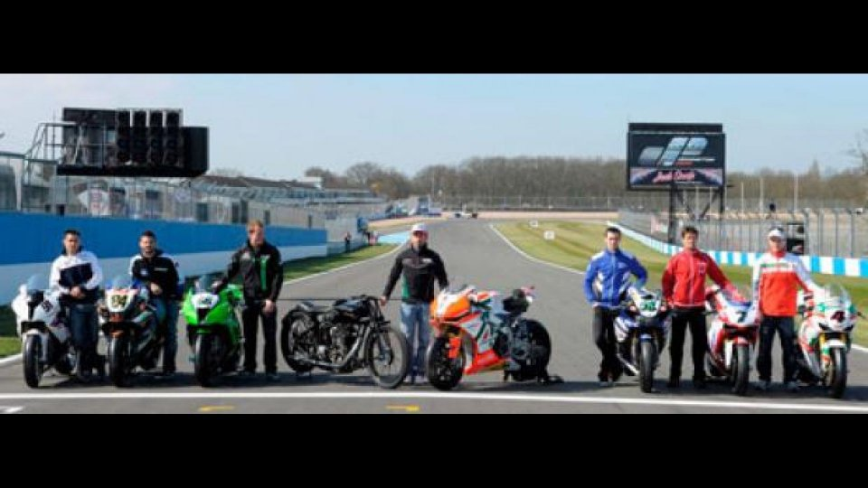 Moto - News: SBK 2011: prossimo week-end a Donington Park