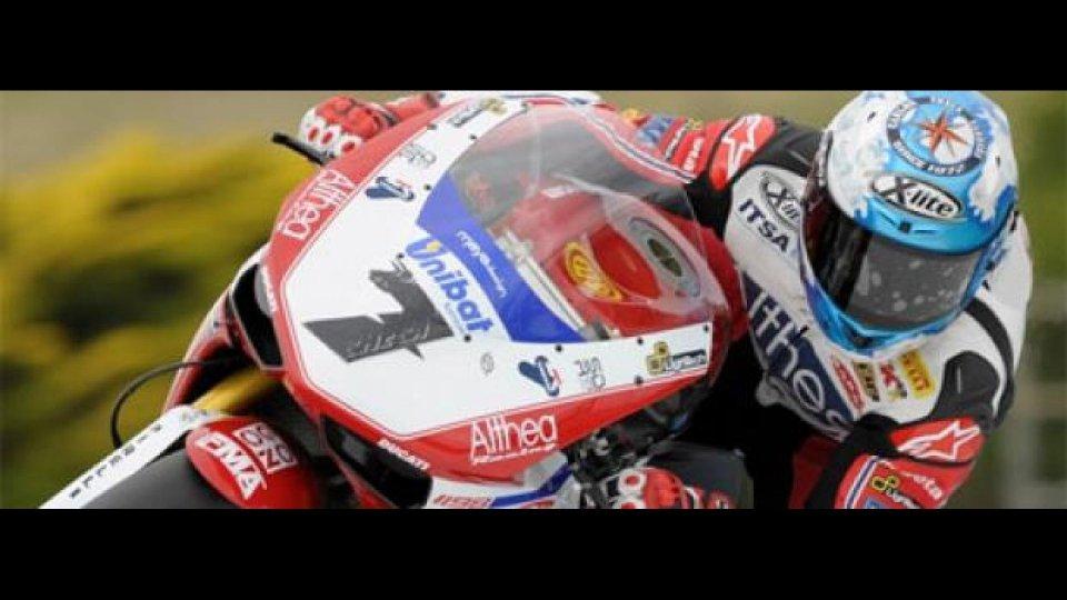 Moto - News: WSBK 2011, Ducati: Checa ottimista per Donington