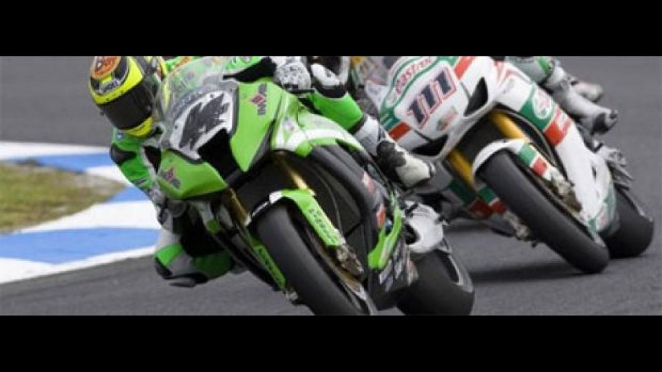 Moto - News: WSBK 2011, Donington: Rolfo ottimista prima del round britannico