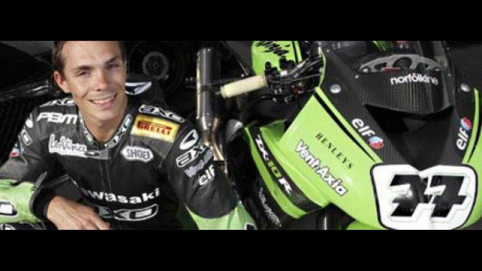 Moto - News: WSBK 2011: Vermeulen punta a Donington