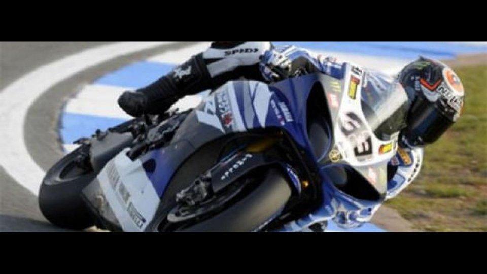Moto - News: WSBK, Donington, Gara1: vince Melandri