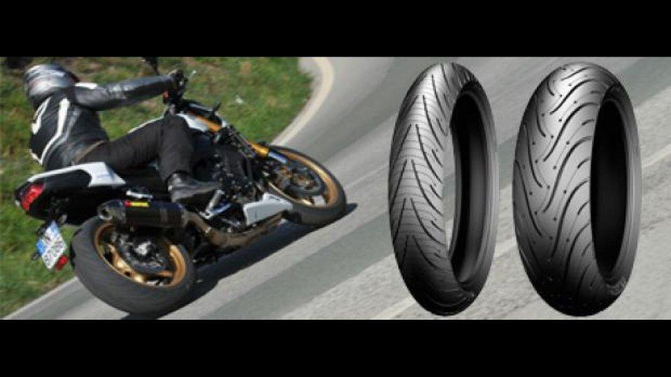 Moto - Test: Michelin Pilot Road 3 - Test