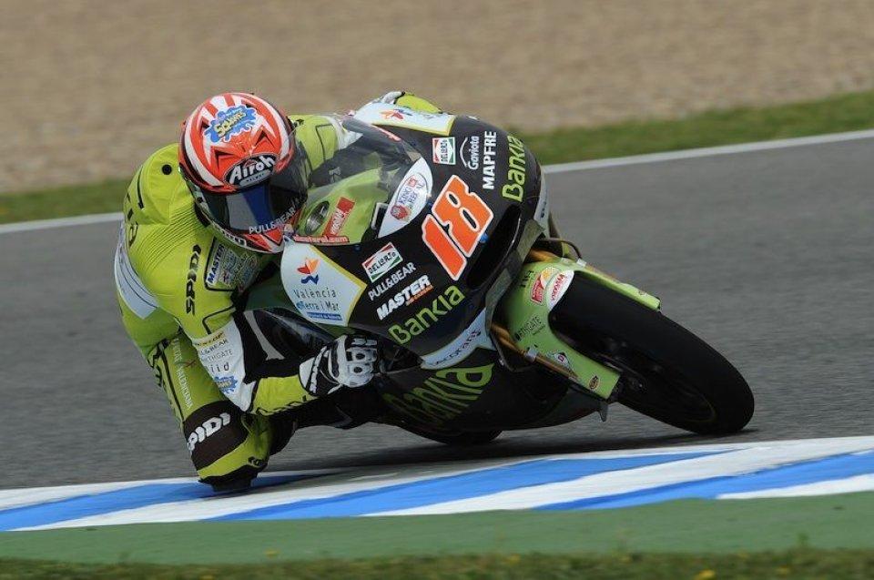 Moto - News: FP3 125, Terol non si batte