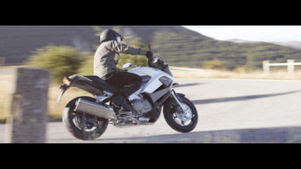 Moto - News: Honda Crossrunner: all'attacco del mercato!