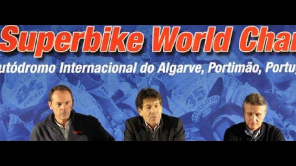 Moto - News: Infront: aperta la gara d'appalto per la fornitura pneumatici 2013