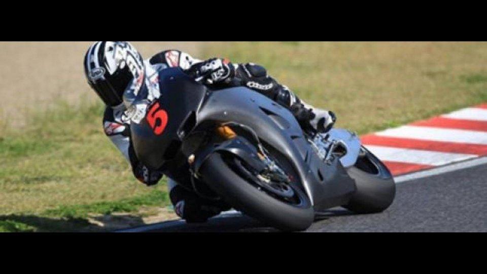 Moto - News: MotoGP 2012: Honda, i test procedono