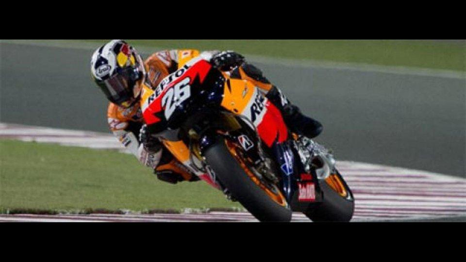 Moto - News: MotoGP, Honda: Pedrosa ha iniziato la riabilitazione