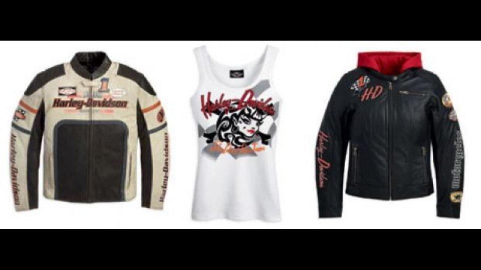 Moto - News: Harley-Davidson: collezione Summer 2011
