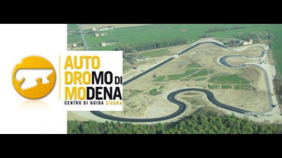 Moto - News: Nuovo autodromo di Modena: apertura prevista a giugno