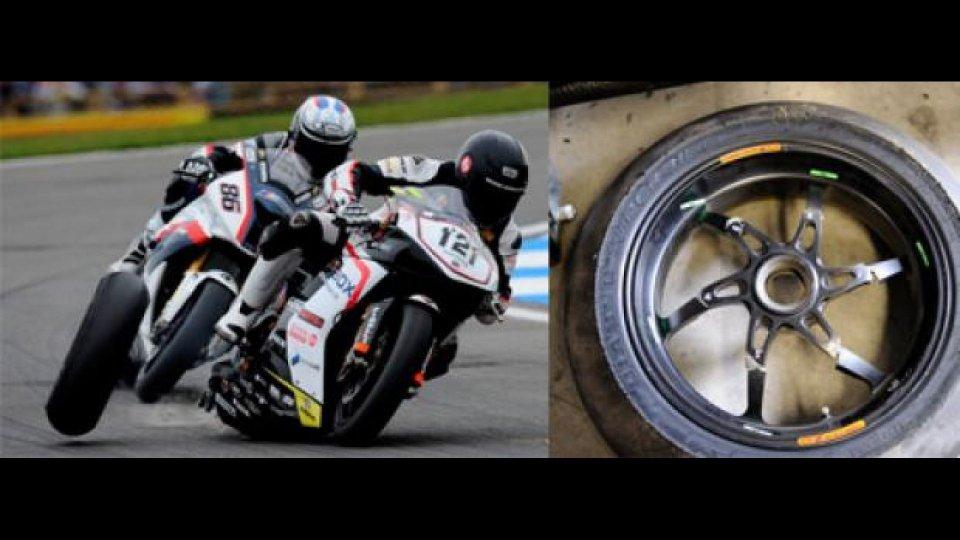 Moto - News: Quando il cerchio si rompe...