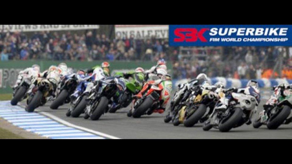 Moto - News: Superbike 2011: week-end a Assen