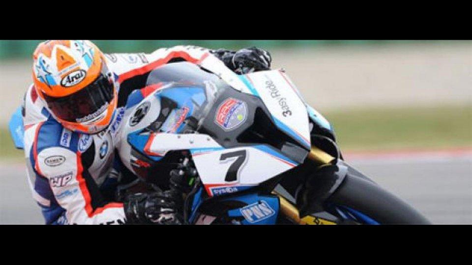 Moto - News: WSBK, Assen, BMW: Veneman sostituirà Toseland