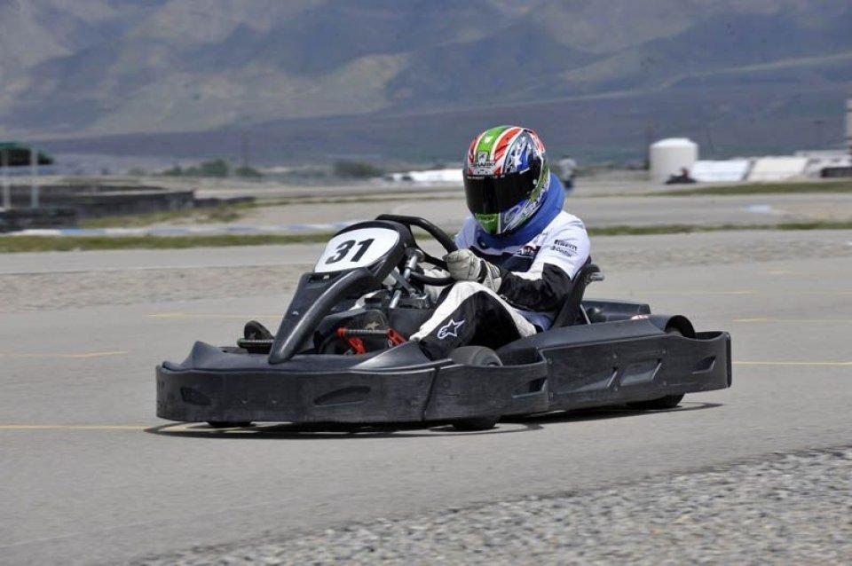 Moto - News: Corser vince nei kart