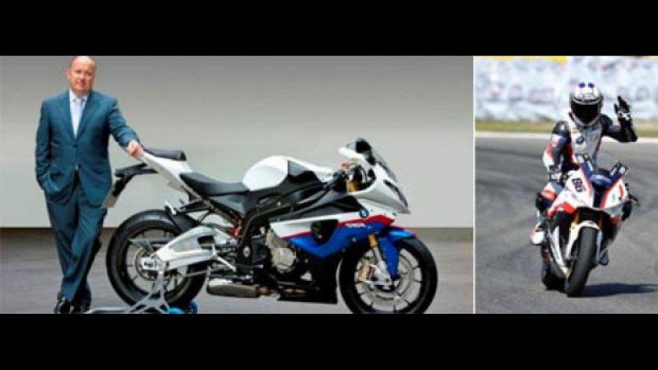 Moto - News: BMW in MotoGP: per ora non se ne parla