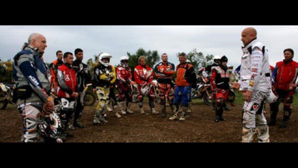 Moto - News: FFasola: Enduro Academy 2011