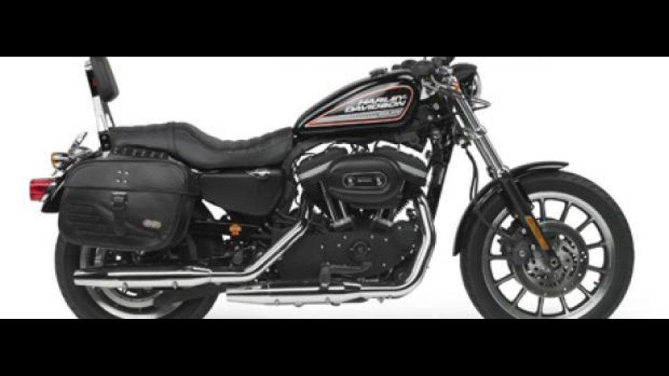 Moto - News: Givi equipaggia le Harley Sportster