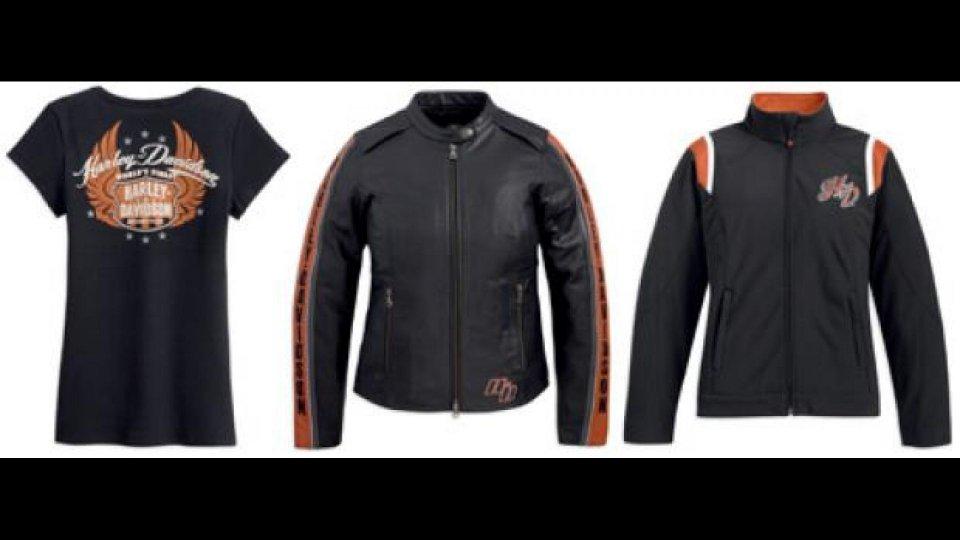 Moto - News: Harley-Davidson: collezione Core 2011 per lei