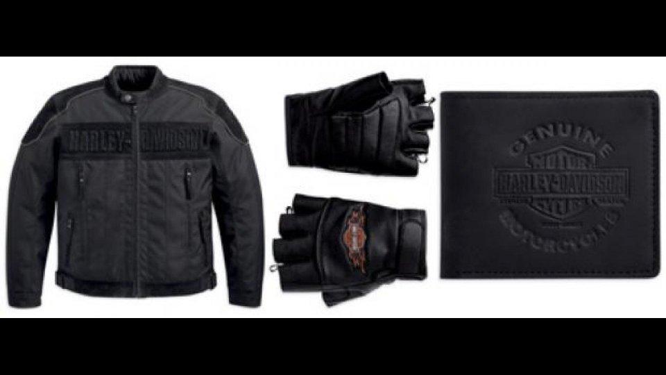 Moto - News: Harley-Davidson: collezione Core 2011 per lui