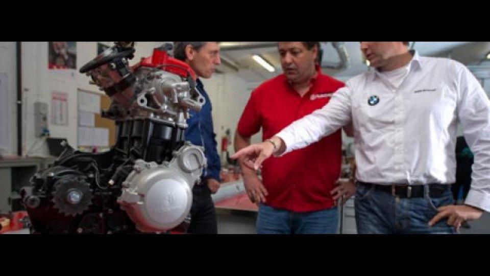 Moto - News: Husqvarna: ecco il nuovo motore 900