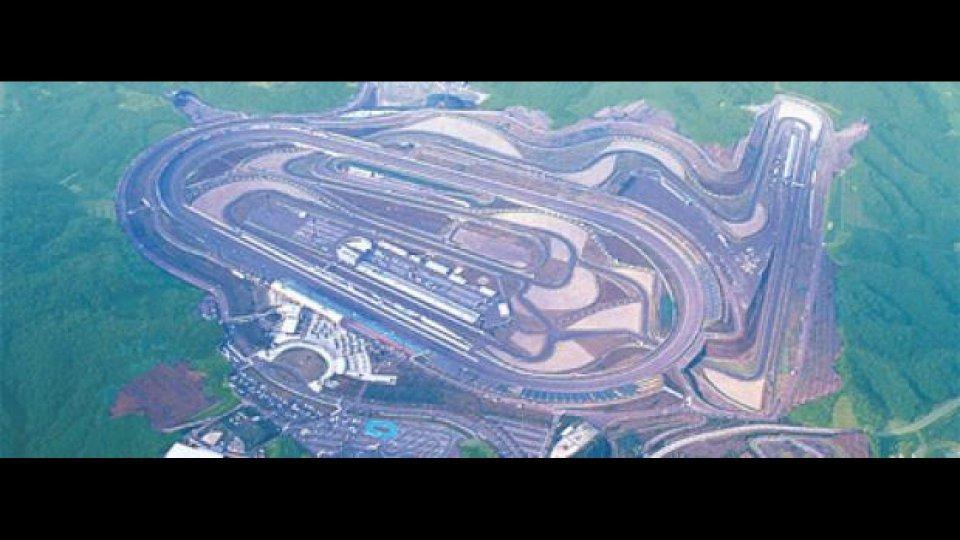 Moto - News: MotoGP 2011: procedono i lavori a Motegi