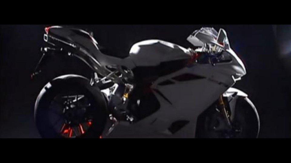 Moto - News: MV Agusta F4RR Corsacorta: sta arrivando!