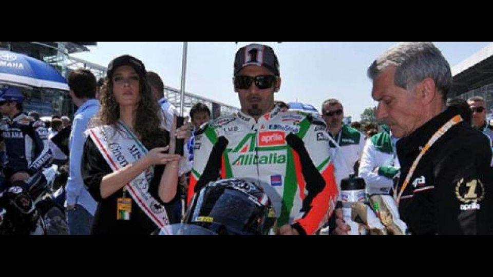 Moto - News: WSBK 2011: a Miller Biaggi vuole la vittoria