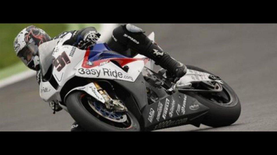 Moto - News: WSBK, Monza, Q1: più veloce è Haslam