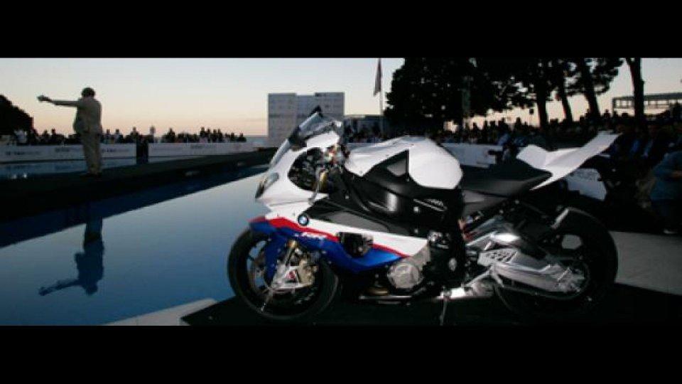 Moto - News: Una BMW S 1000 RR devoluta in beneficenza