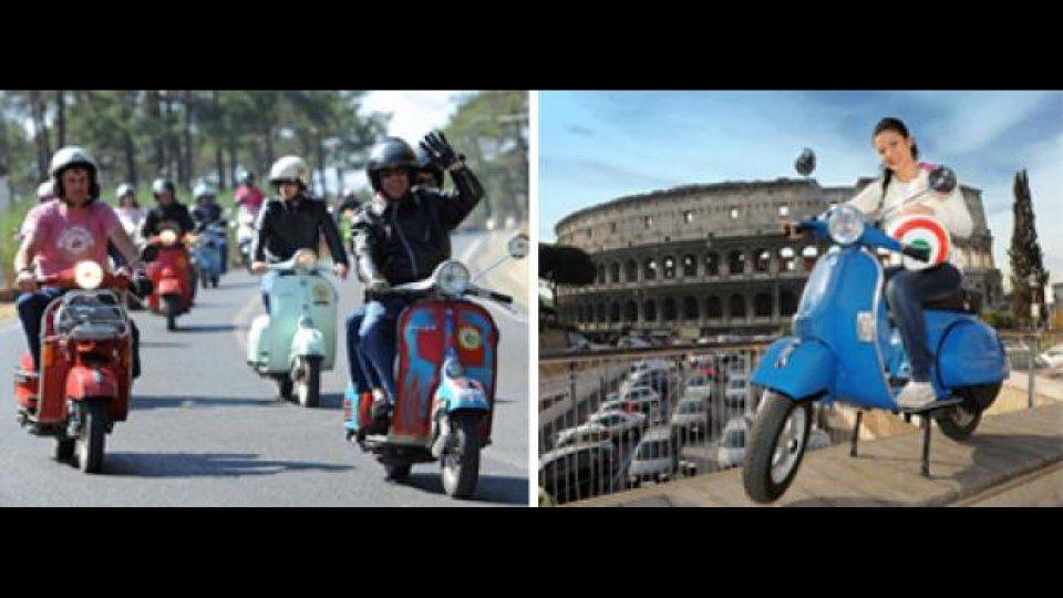 Moto - News: Vespa World Days 2011: tutti in Norvegia