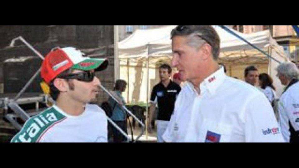 Moto - News: WSBK 2011: Paolo Ciabatti spiega i motivi della penalizzazione a Biaggi
