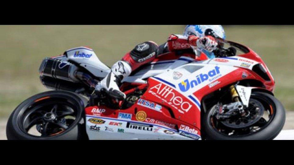 Moto - News: WSBK, Miller, Q1: Checa detta il passo