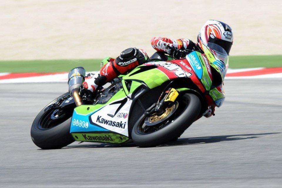 Moto - News: WSS: Parkes in testa al mondiale