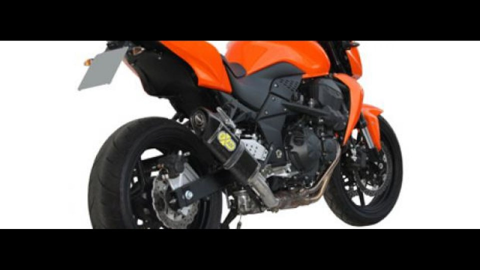 Moto - News: Exan X-Black per Kawasaki Z-750