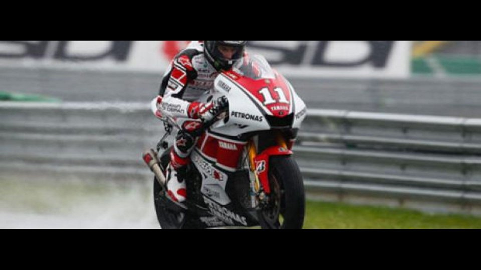 Moto - News: MotoGP 2011: Assen, domani 90 minuti di libere