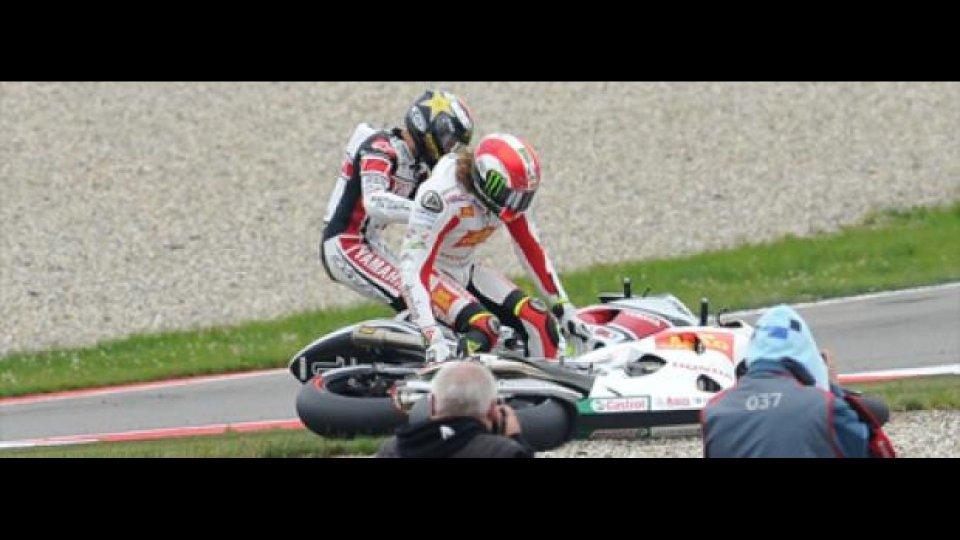 Moto - News: MotoGP 2011 Assen: il mistero della gomma che non esiste