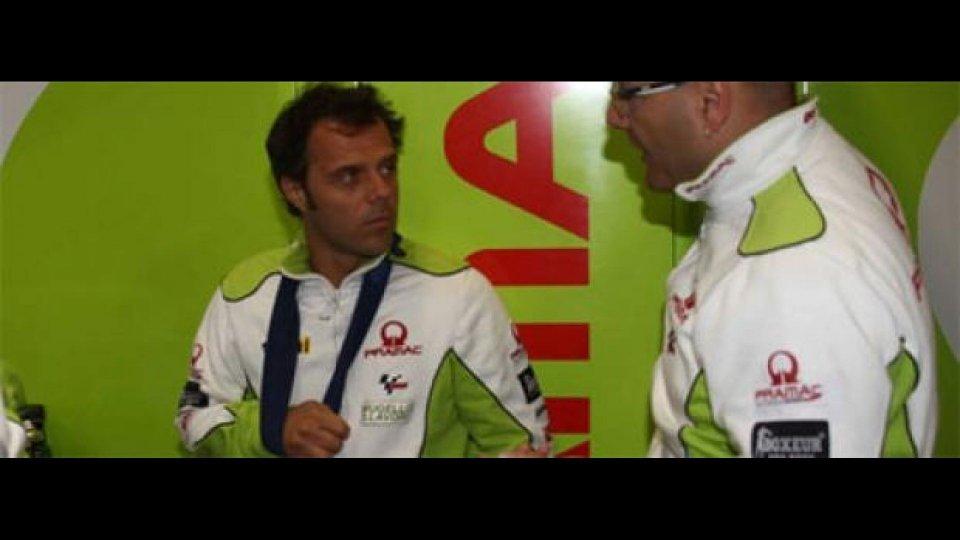 Moto - News: MotoGP 2011: Capirossi non sarà al Mugello