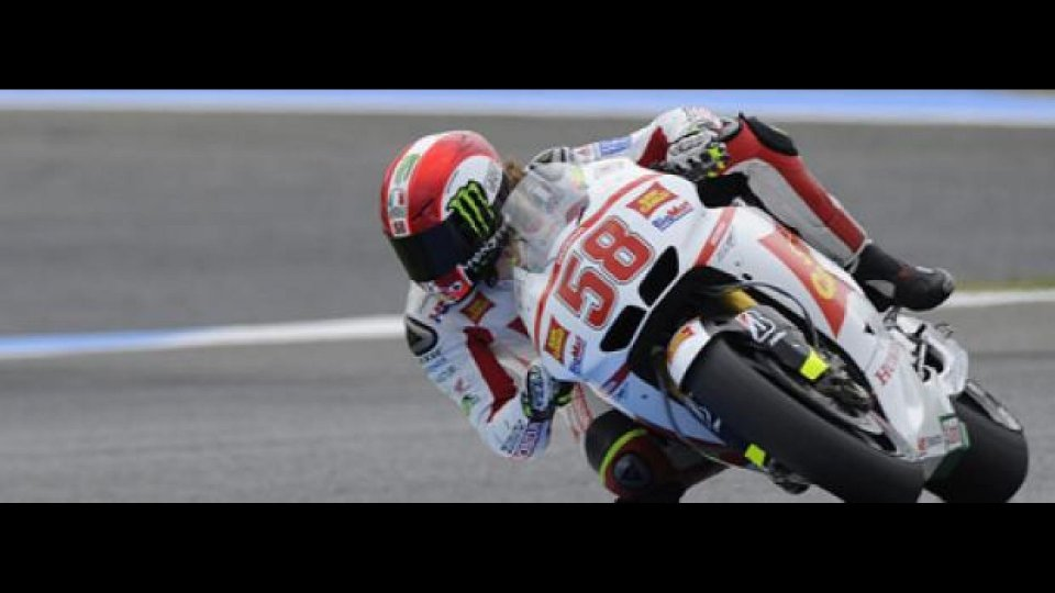 Moto - News: MotoGP, Catalunya, Honda: Simoncelli avrà la scorta a Barcellona!