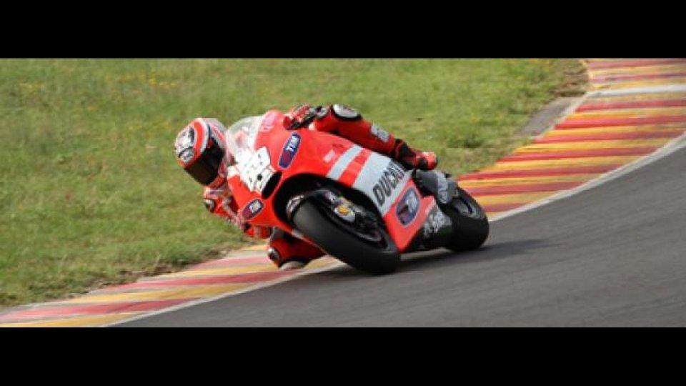 Moto - News: MotoGP 2012: Hayden al Mugello con la GP12