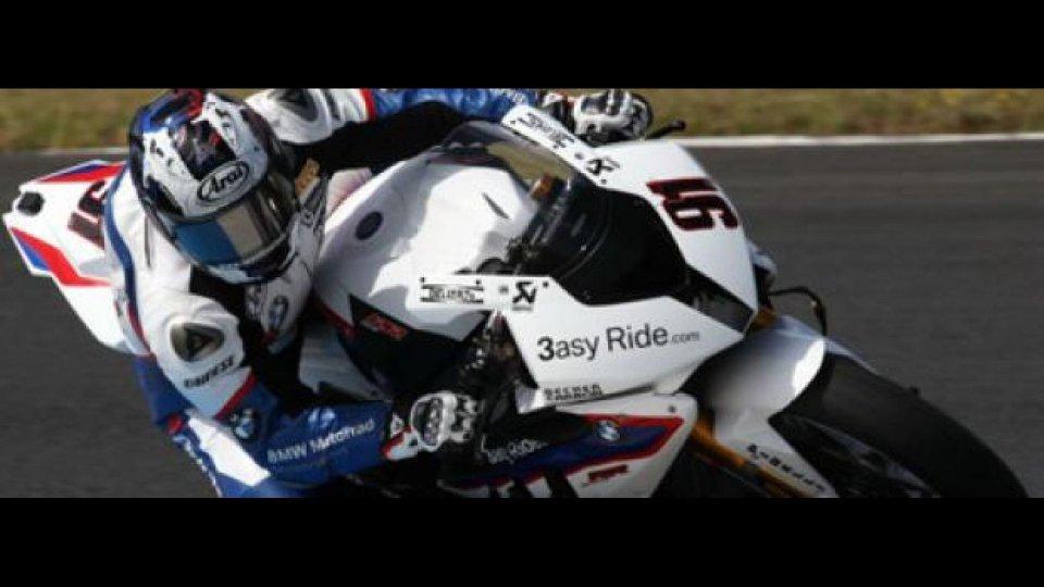 Moto - News: MotoGP2012: BMW proverà al Mugello con le... MotoGP