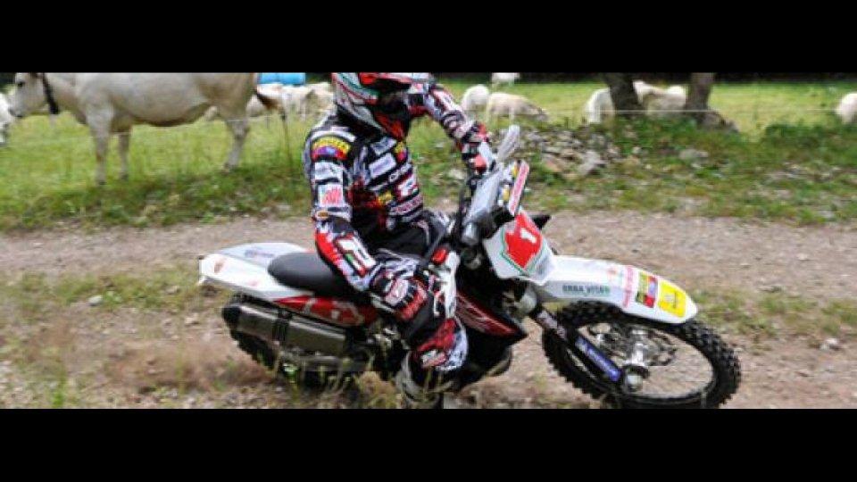Moto - News: Raid TT: Andrea Mancini è campione 2011