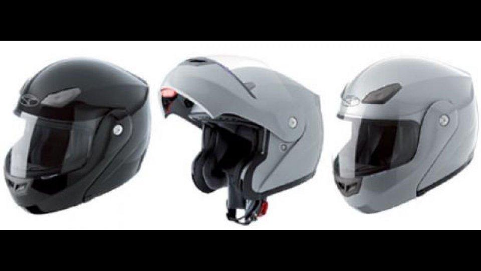 Moto - News: Axo: casco Flip