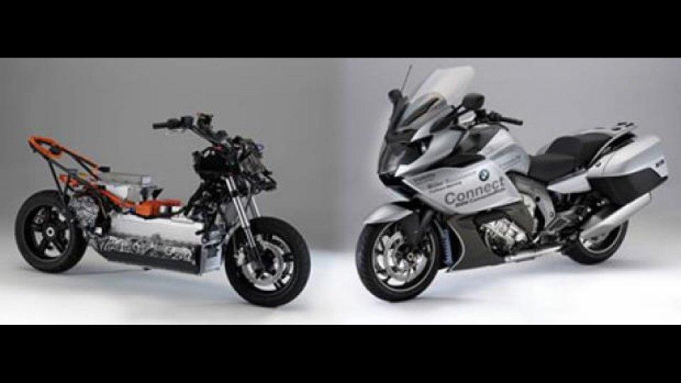 Moto - News: BMW Motorrad Innovation Day 2011