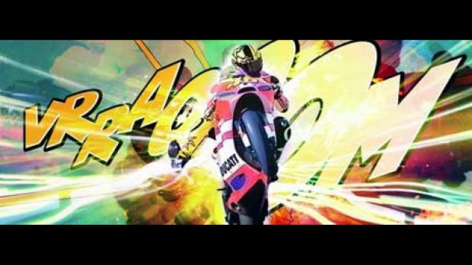 Moto - News: Cultwork e Ducati: una collezione dedicata a Valentino Rossi