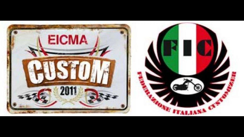 Moto - News: Eicma Custom risponde alla FIC
