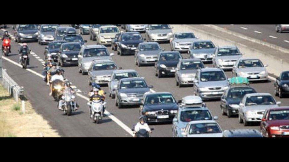 Moto - News: Esodo Estate 2011: i week-end pericolosi