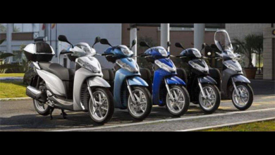 Moto - News: Honda SH125/150i e Hornet: promozioni fino al 31 luglio