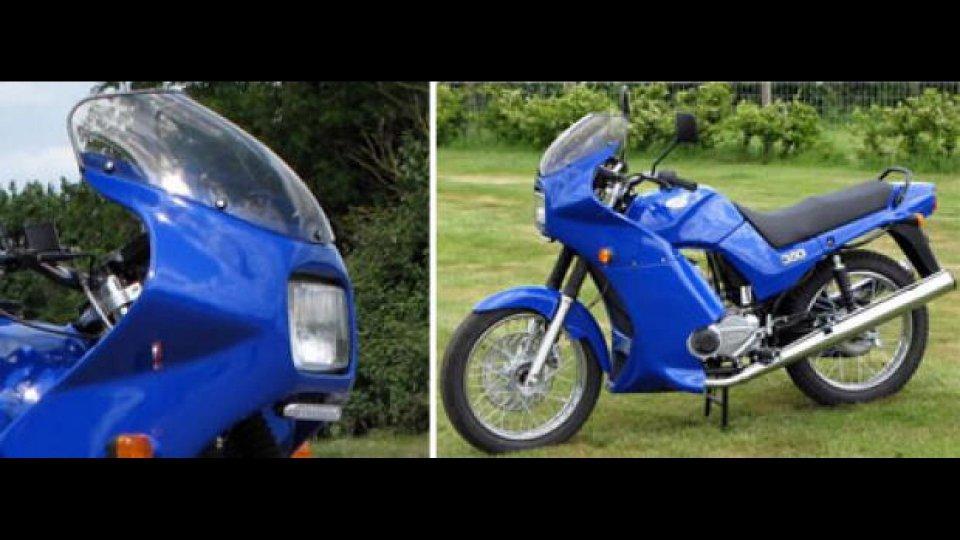 Moto - News: Jawa 350 Sport: il due tempi non deve morire!