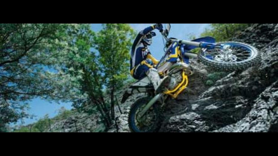 Moto - News: La Gamma Husaberg 2012 in video